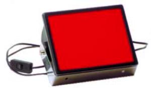 LAMPADA INATTINICA DA PARETE ORIENTABILE - DARK ROOM SAFELAMP