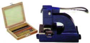 DATARIO PERFORATORE - IDENTIFICATION FILM PERFORATOR